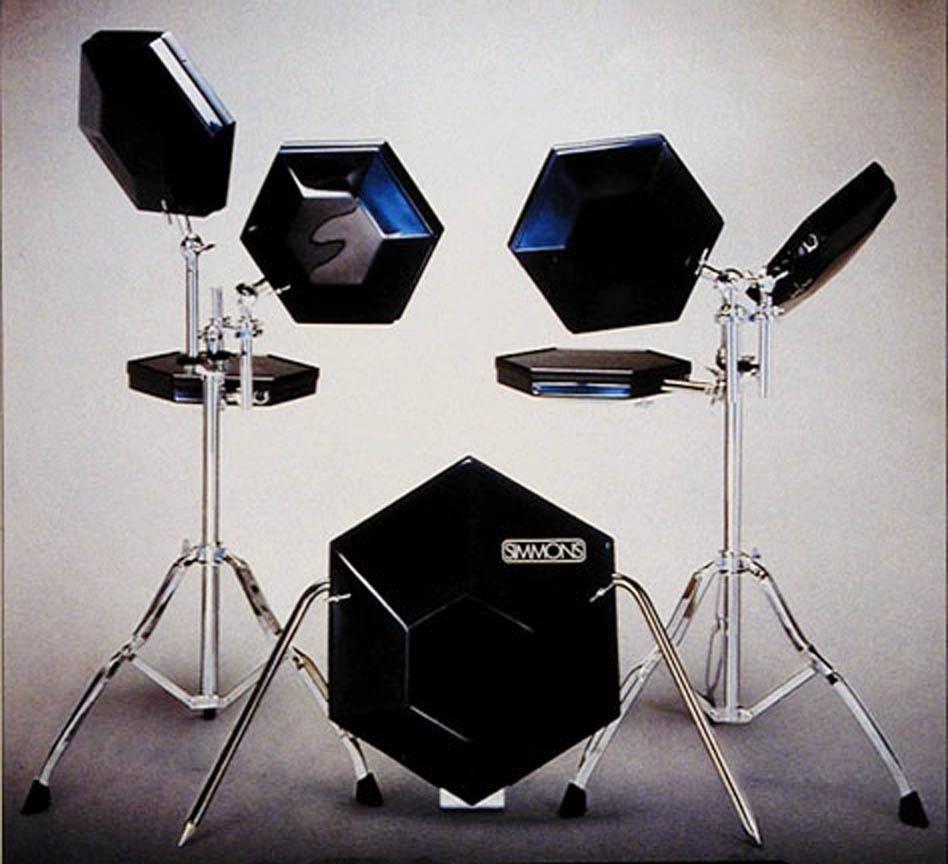 angeyoda 39 s review simmons sds 7 kit audiofanzine. Black Bedroom Furniture Sets. Home Design Ideas