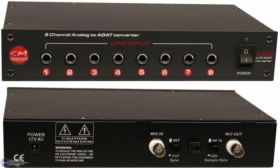 Isa 8 channel a/d card