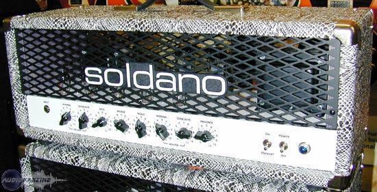 Serial riffer's review - Soldano Hot Rod 50 XL+ - Audiofanzine