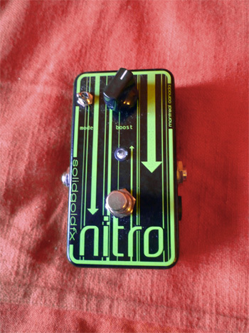 Solid gold fx nitro