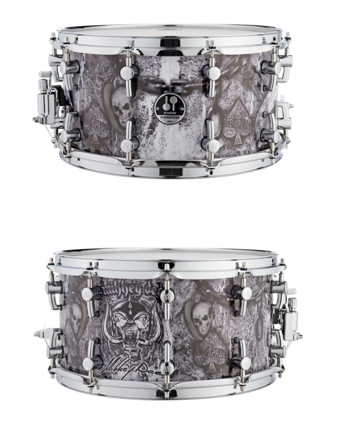sonor mikkey dee signature video new mikkey dee signature snare drum banshee in avalon. Black Bedroom Furniture Sets. Home Design Ideas