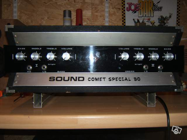 Sound comet special bass organ image 532956 audiofanzine for Classic house organ bass