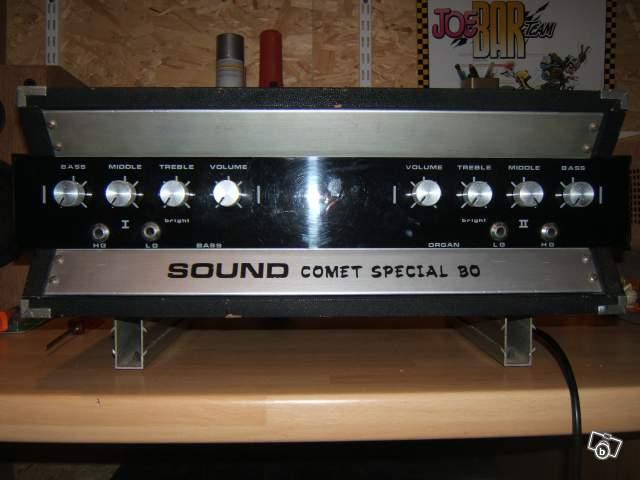 Sound comet special bass organ image 532956 audiofanzine for Classic house organ bass