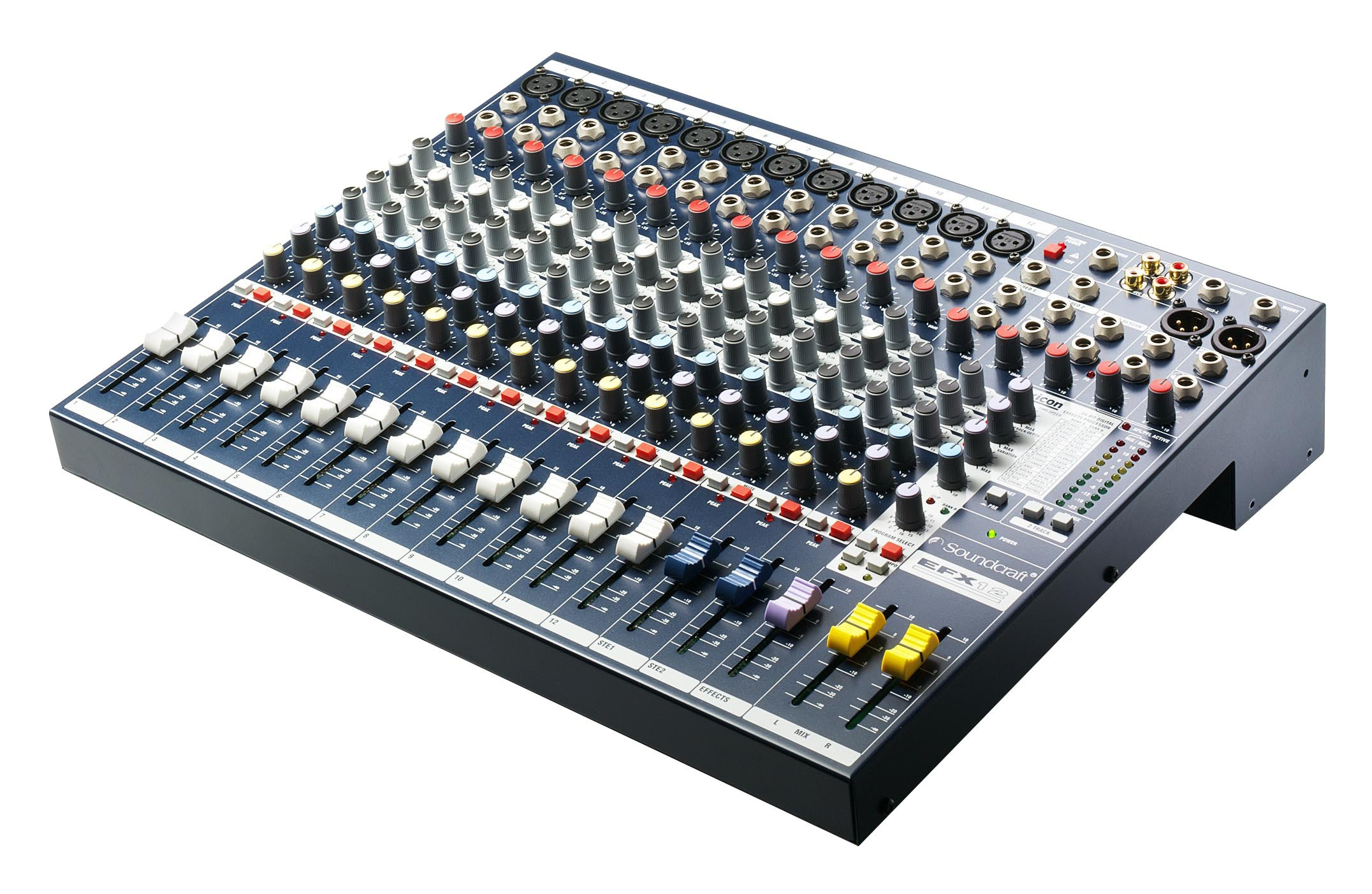 Table De Mixage Soundcraft