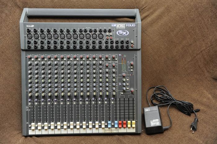 Wonderbaarlijk A comprehensive, transportable and reliable 16-track mixer with UY-94