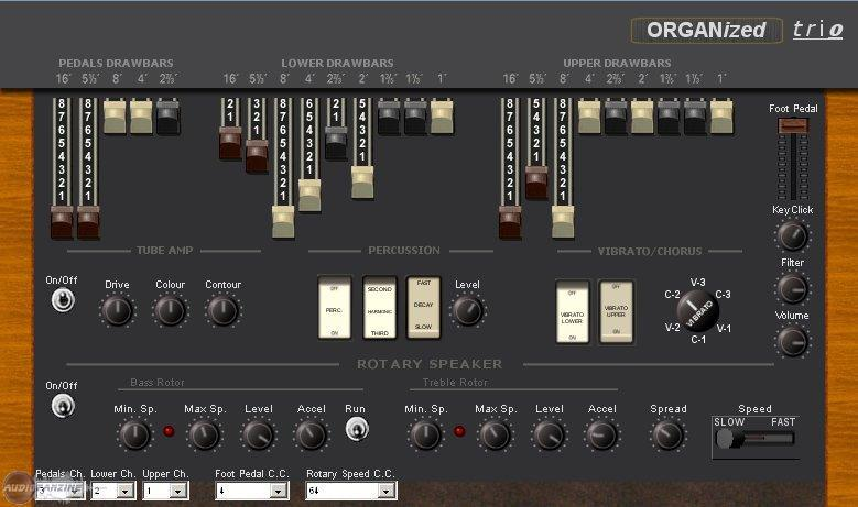 User reviews: Soundfont it ORGANized trio [Donationware] - Audiofanzine