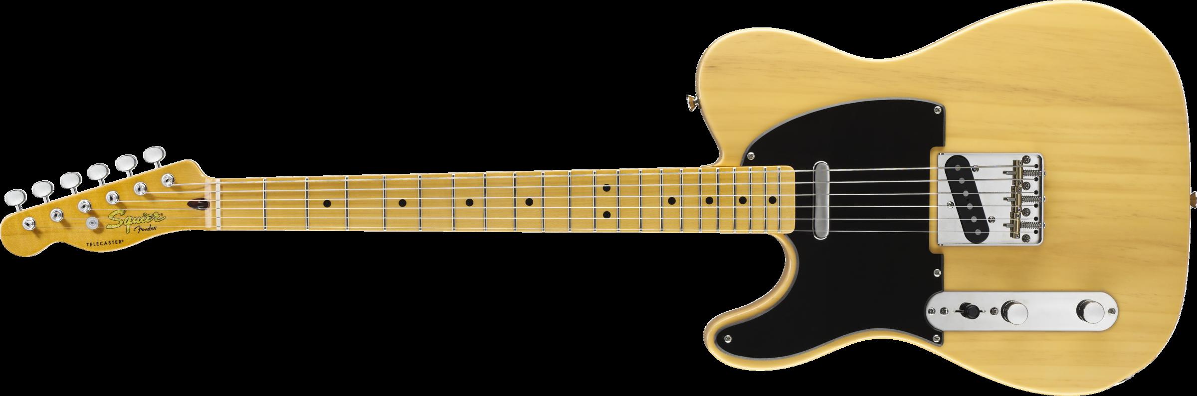 guitare gaucher telecaster