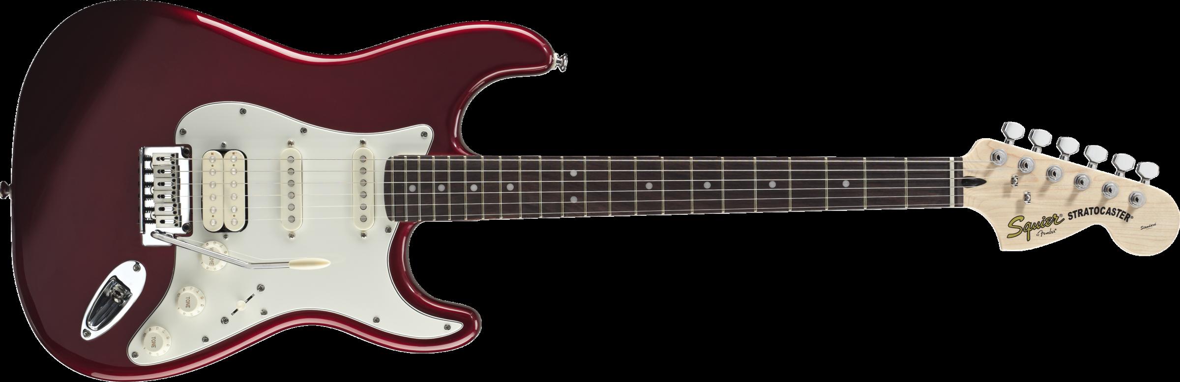 guitare electrique hss