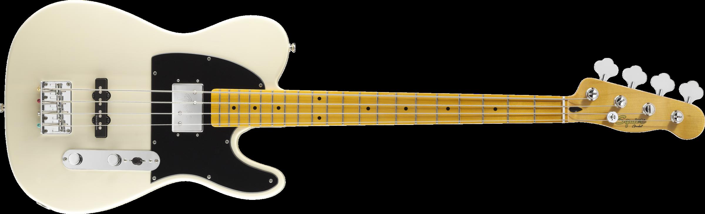 Vintage Modified Telecaster Bass Special Squier Audiofanzine