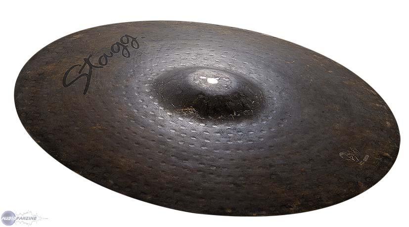 Stagg BM-CR17 Cymbale Black Metal Rock Crash 17