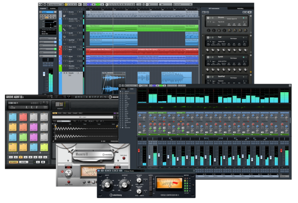 Download cubase software for pc