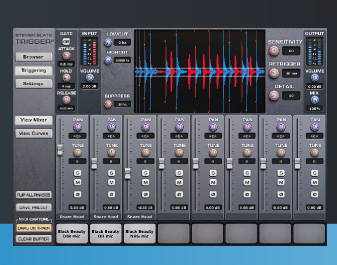 Drum Triggers Software : user reviews steven slate drums trigger 2 platinum audiofanzine ~ Russianpoet.info Haus und Dekorationen