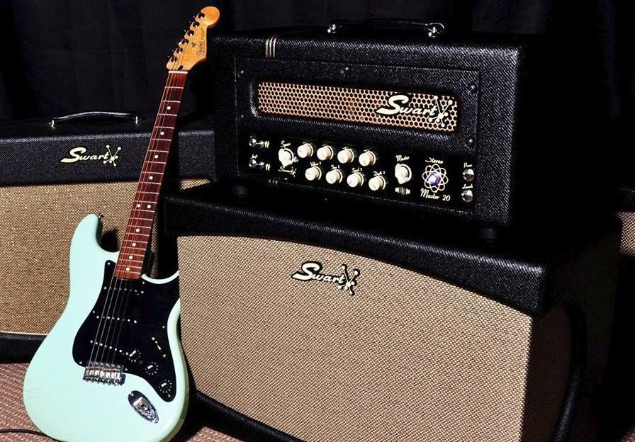 Le double ampli stéréo de Swart Amplifier