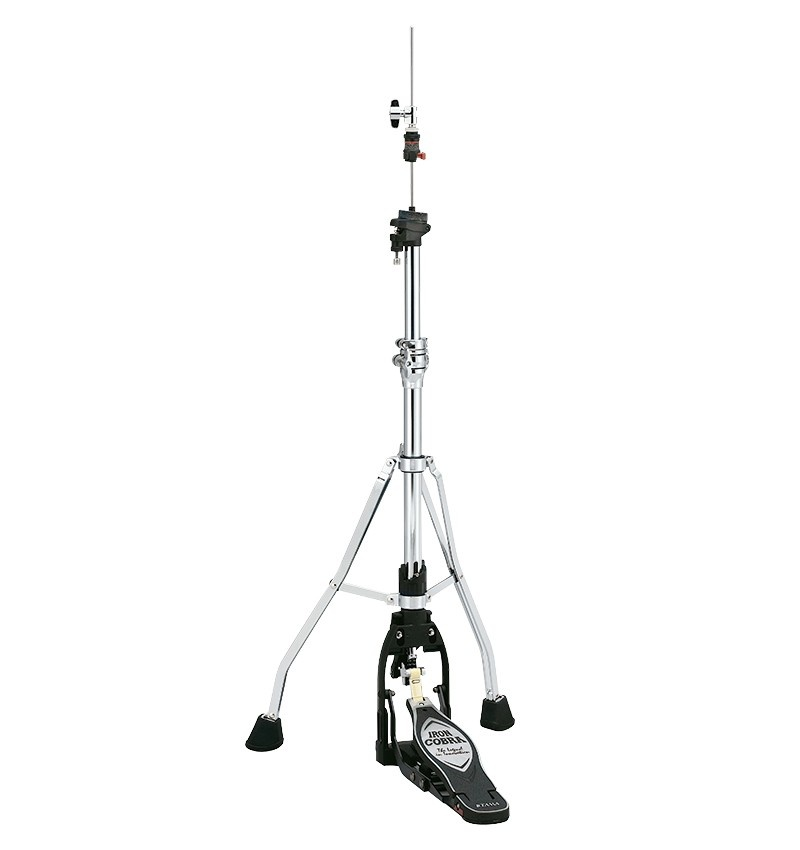 Tama HH905D Iron Cobra Lever Glide Hi Hat Stand w//Cleaning Cloth and Drum Key