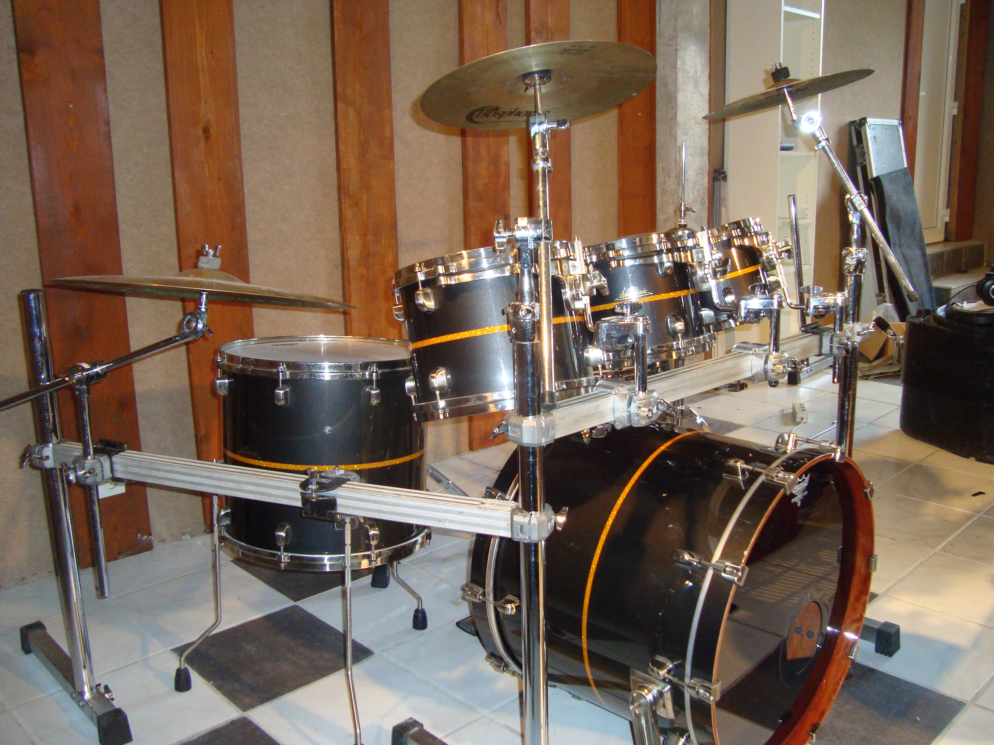 6233e5fae40e Pictures and images Tama starclassic bubinga elite IBMG - Audiofanzine