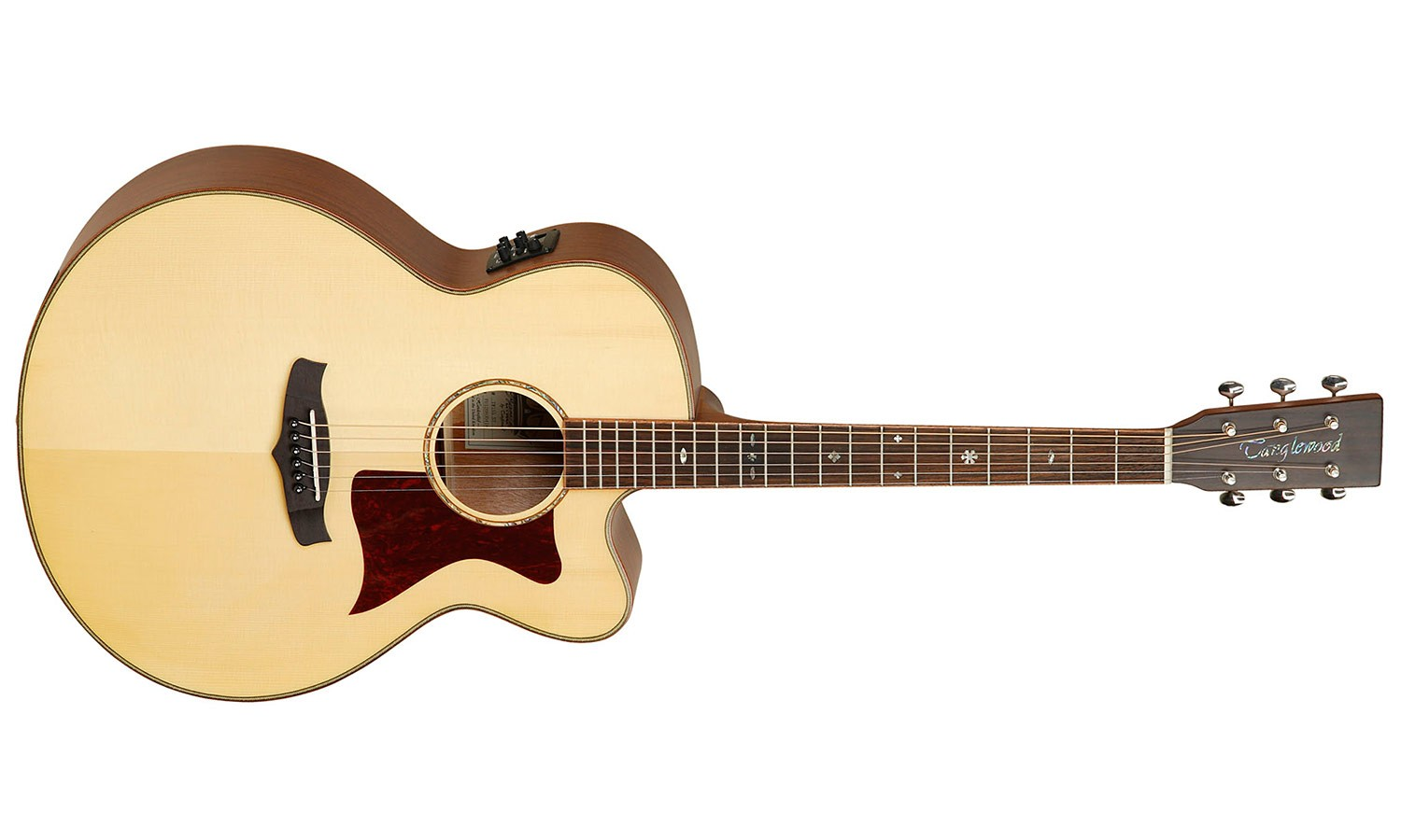 Audiofanzine fr 39 s review tanglewood tw155 st for The tanglewood
