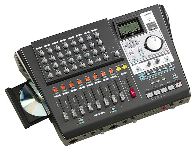 DRIVERS FOR TASCAM DP-01