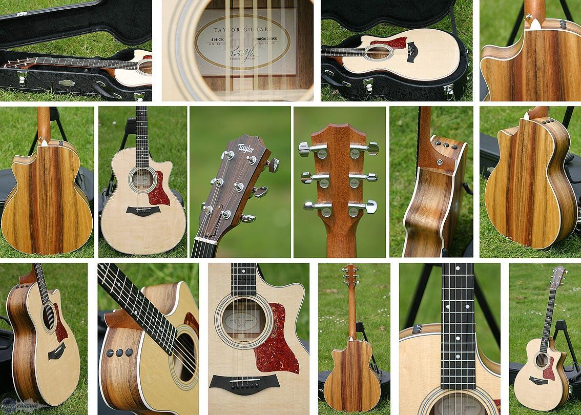 All User Reviews For The Taylor 414ce Ltd 2005