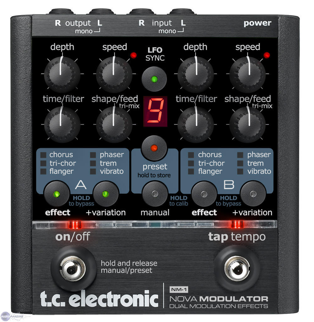 Tc electronic nm-1 nova modulator reviews & prices | equipboard®.