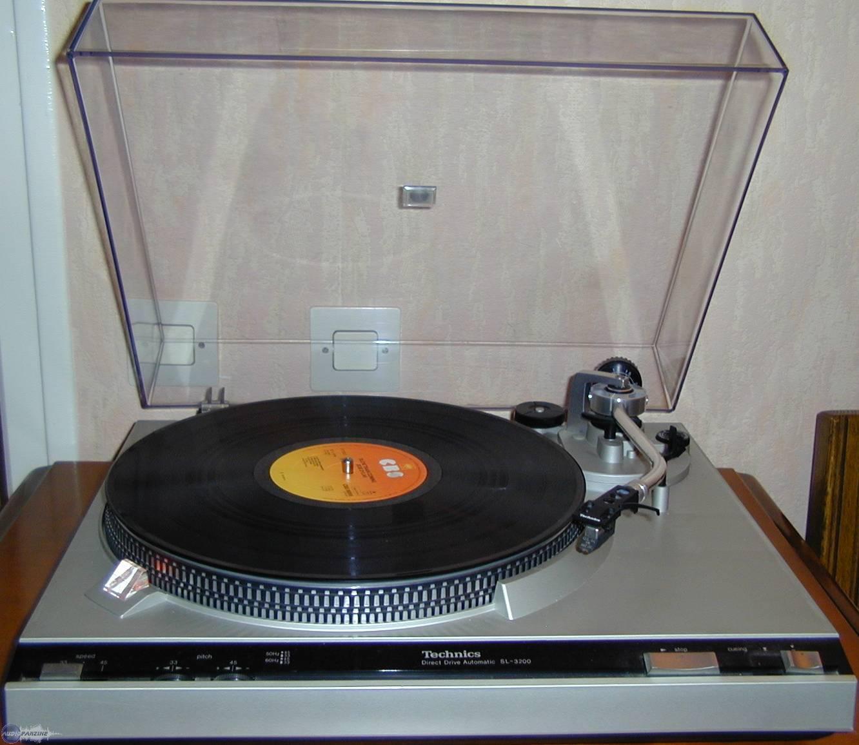 User Reviews Technics Sl 3200 Audiofanzine