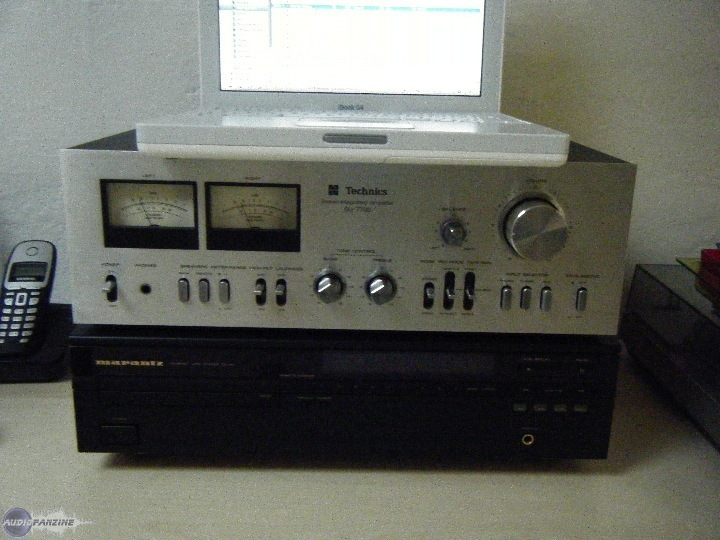 user reviews technics su 7700 audiofanzine rh en audiofanzine com Technics Stereo Vintage Technics Amplifier