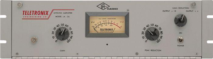 LA-2A - Teletronix LA-2A - Audiofanzine