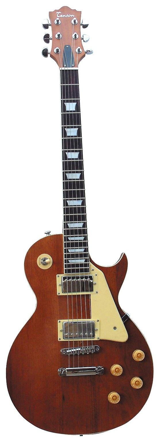 guitare tenson