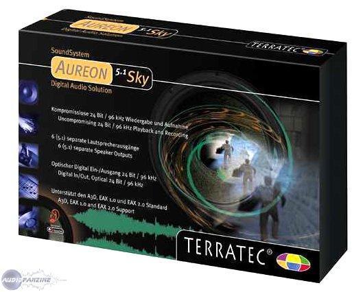 Terratec Aureon 5.1 Sky Sound Card Driver (2019)