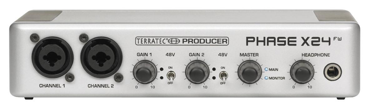 Terratec phase x24 fw