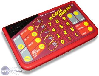 texas instruments calcul magique
