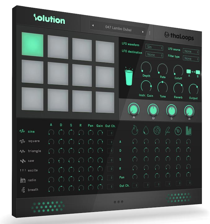 ThaLoops annonce Solution Urban Vault