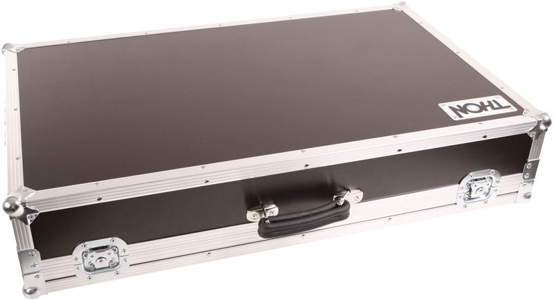 indestructible and convenient! - Reviews Thomann Pedalboard