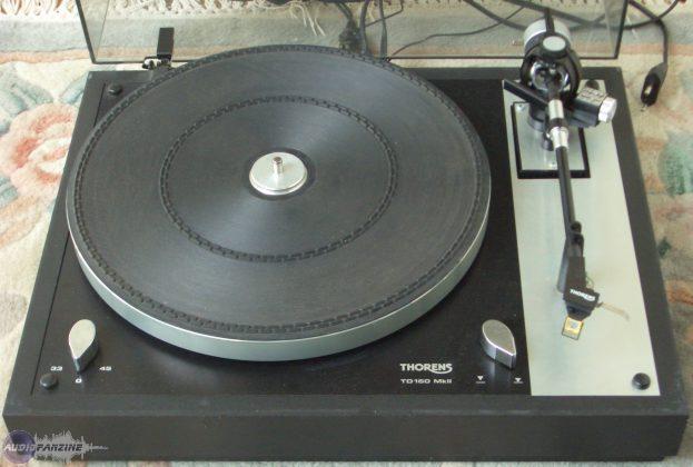 platine vinyle quand tu nous tiens avis thorens td 160 mk ii audiofanzine. Black Bedroom Furniture Sets. Home Design Ideas