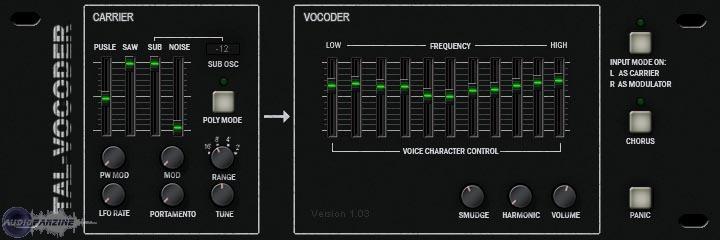 logiciel vocoder