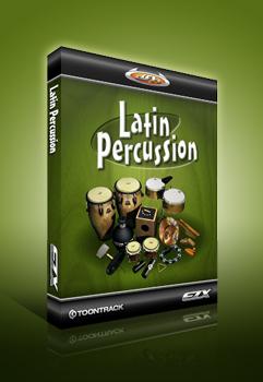 Ez Drummer Latin 37