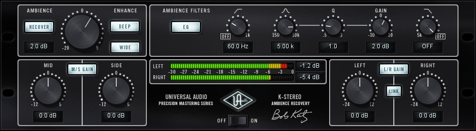 2 New Universal Audio Plugins - Audiofanzine