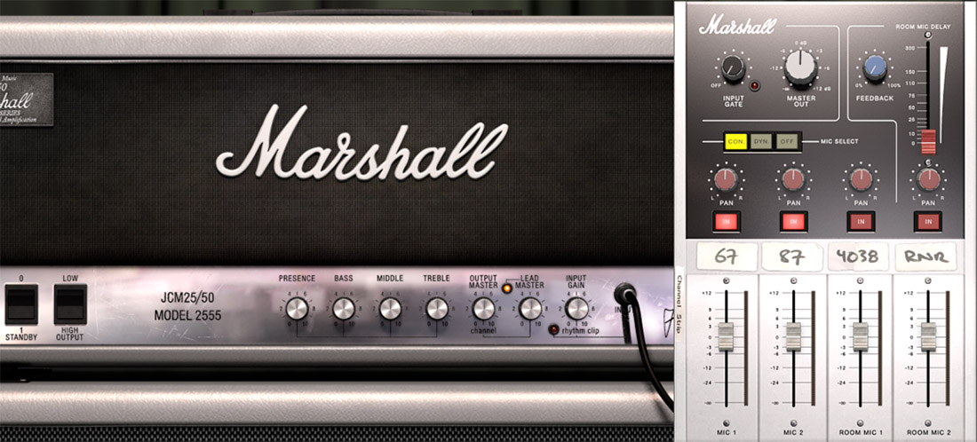 Universal audio softube marshall silver jubilee 2555 for uad video universal audio softube marshall silver jubilee 2555 for uad stopboris Image collections