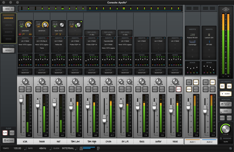 Uad software v85 now available news audiofanzine universal audio uad software 8 stopboris Image collections