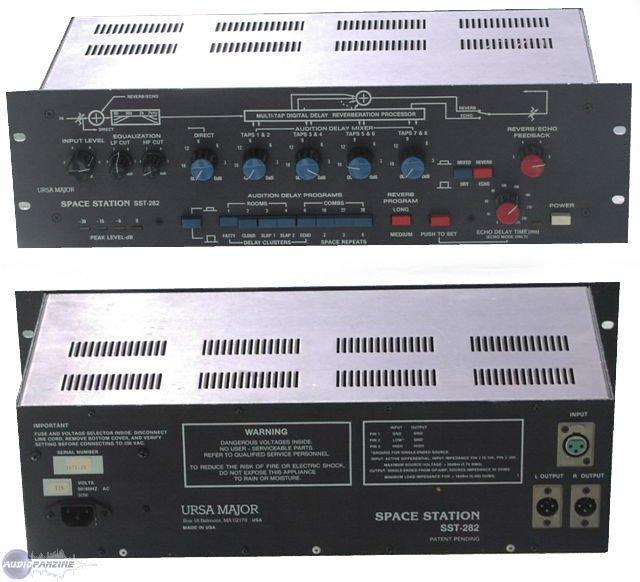 ursa major sst 282 space station image 912999 audiofanzine. Black Bedroom Furniture Sets. Home Design Ideas
