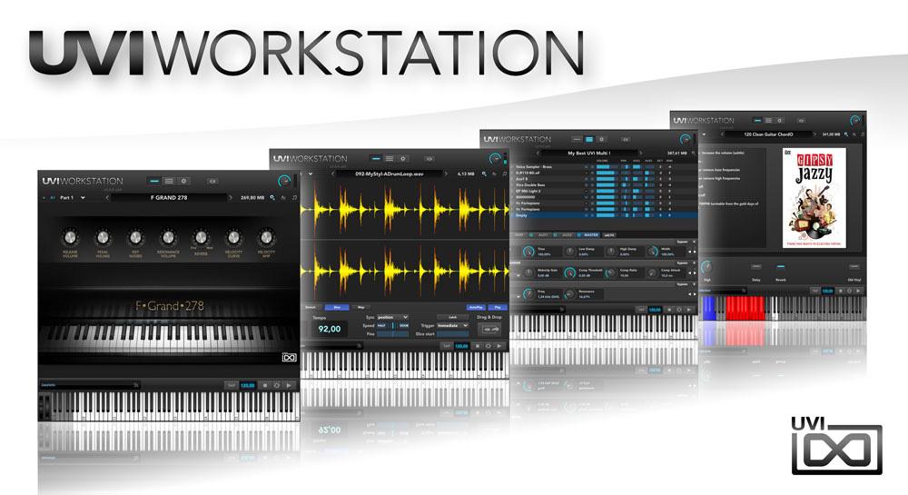 UVI updates free Workstation software to version 2 6 6 - Audiofanzine