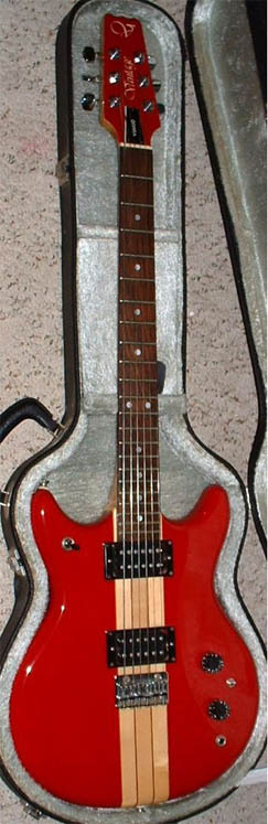 guitare electrique vantage vs 600