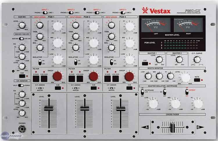 table de mixage vestax occasion