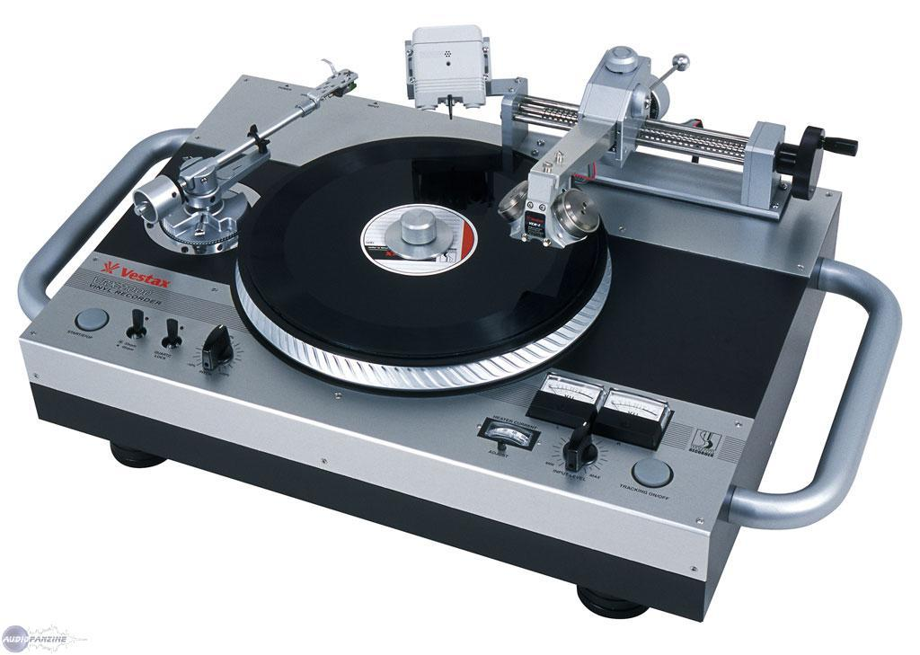 Vestax Vrx 2000 Vinyl Recorder Image 632807 Audiofanzine