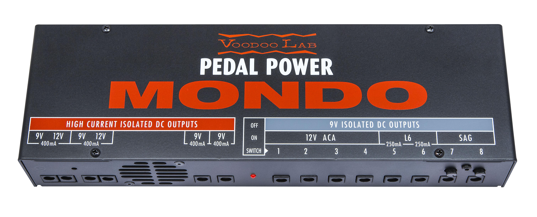 user reviews voodoo lab pedal power mondo audiofanzine. Black Bedroom Furniture Sets. Home Design Ideas