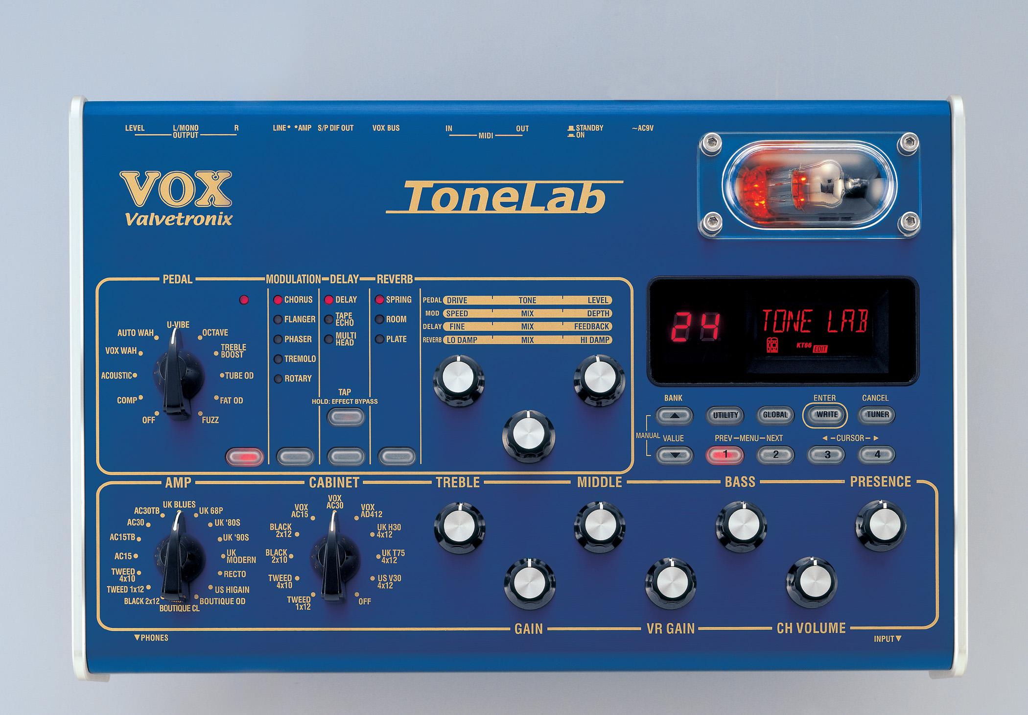 m elise s review vox tonelab audiofanzine rh en audiofanzine com vox tonelab ex user manual Vox Tonelab Le Patches