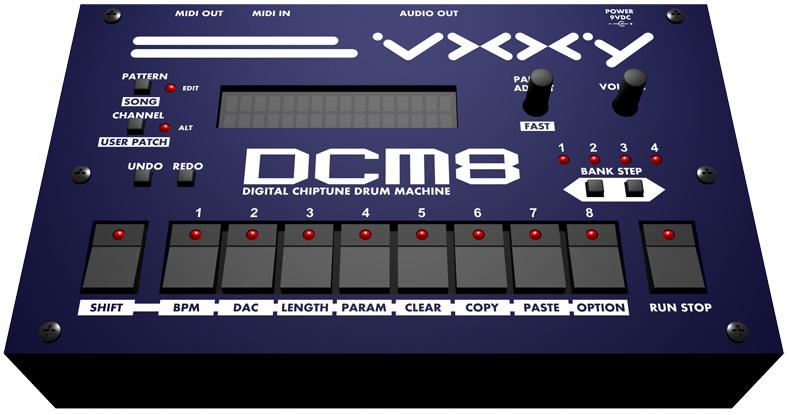 easy drum machine