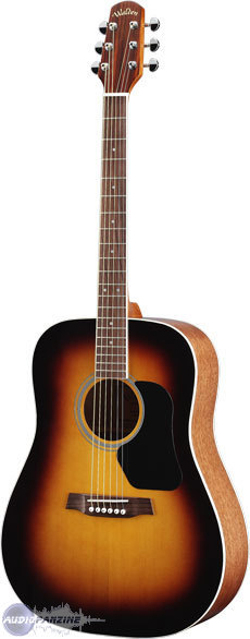 guitare acoustique walden d350