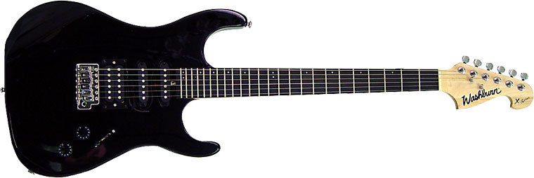 guitare washburn avis