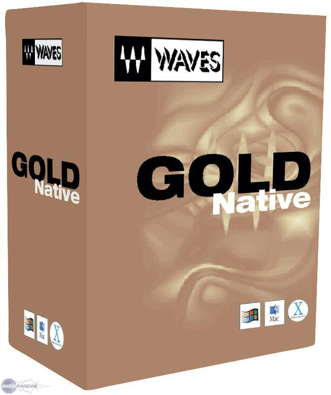 Waves Diamond Bundle for MAC OS X