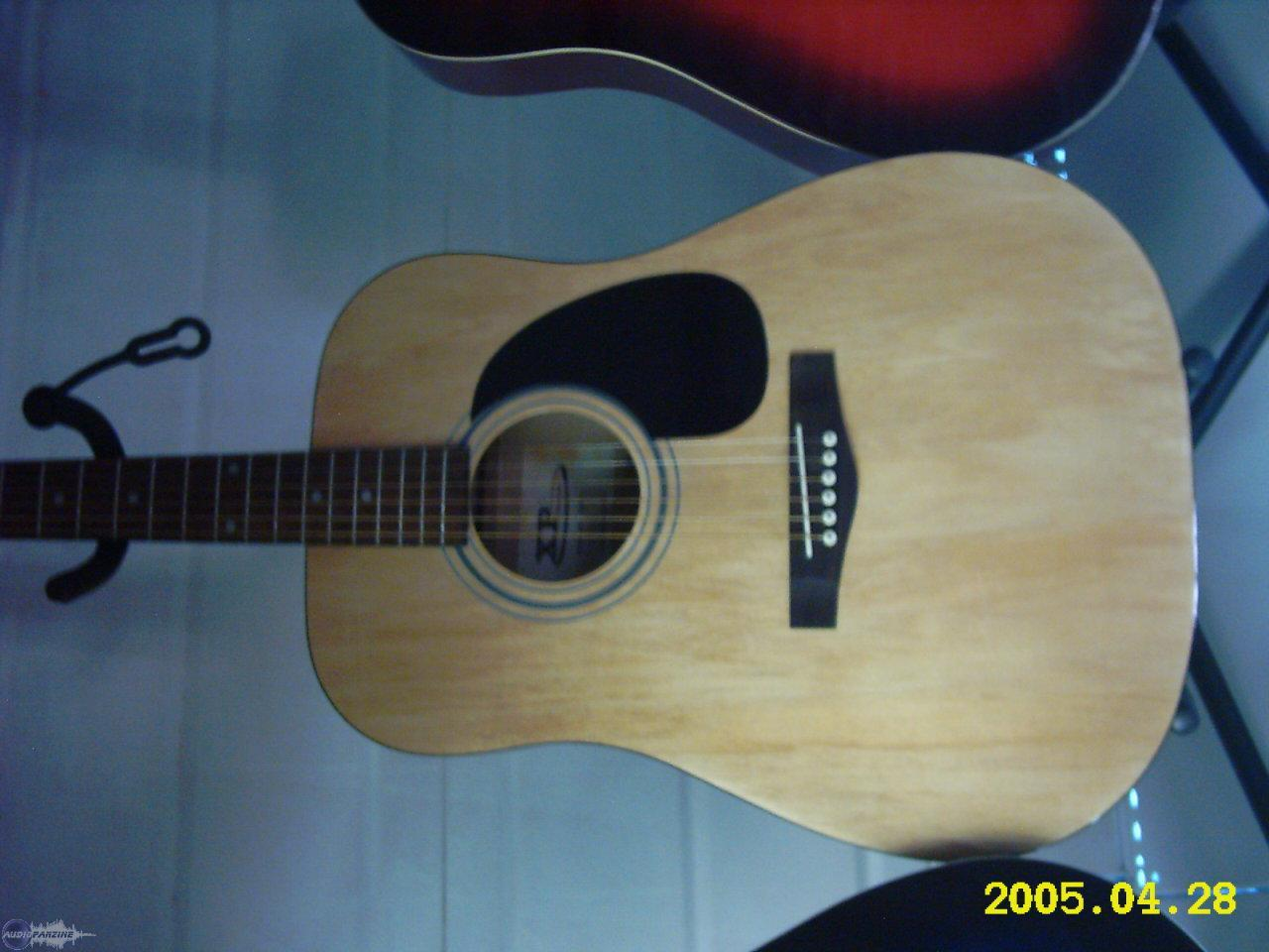 guitare acoustique xp